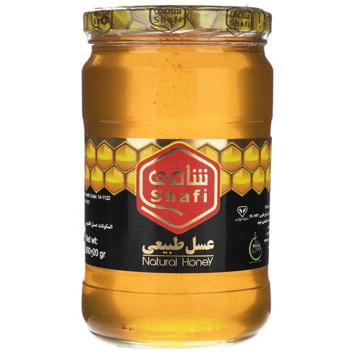 عسل طبیعی شافی مقدار 900 گرم