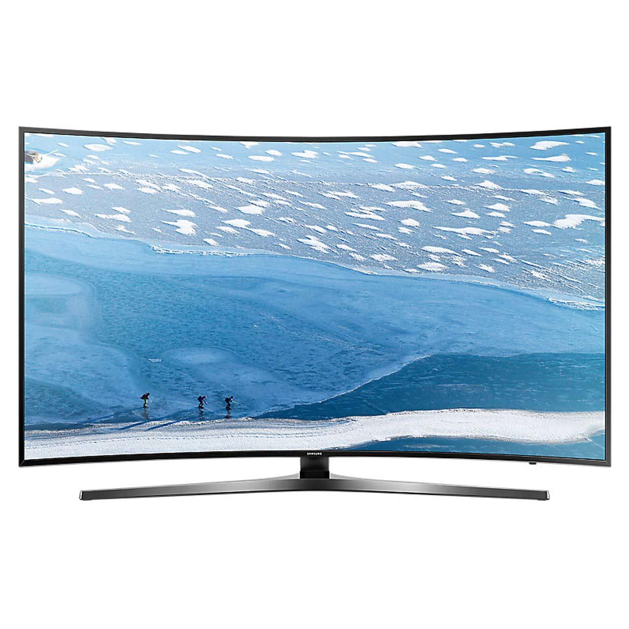 تلویزیون ال ای دی هوشمند خمیده سامسونگ مدل 48KSC9990 سایز 48 اینچ
