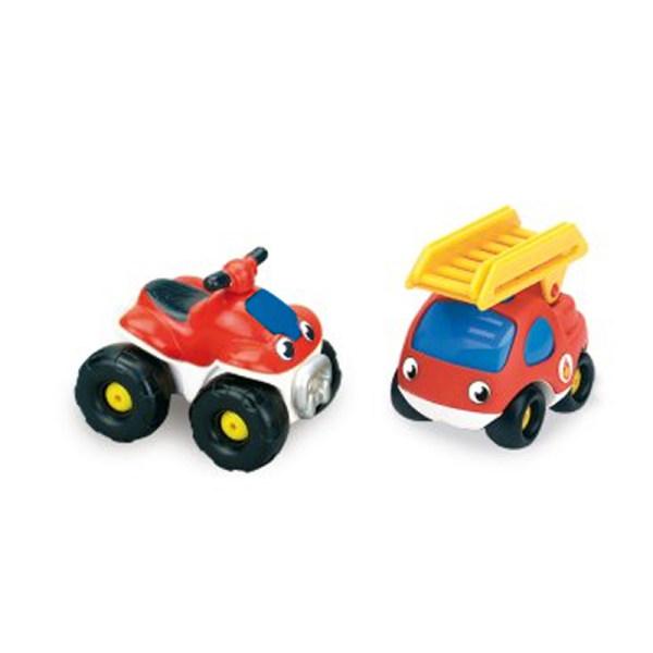 ماشین اسباب بازی کودک اسموبی مدل 211151 بسته 2 عددی