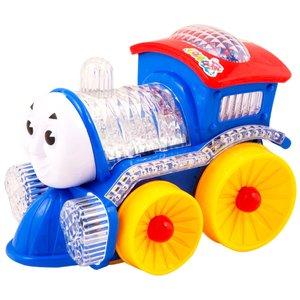قطار اسباب بازی مدل موزیکال Funny Locomotive
