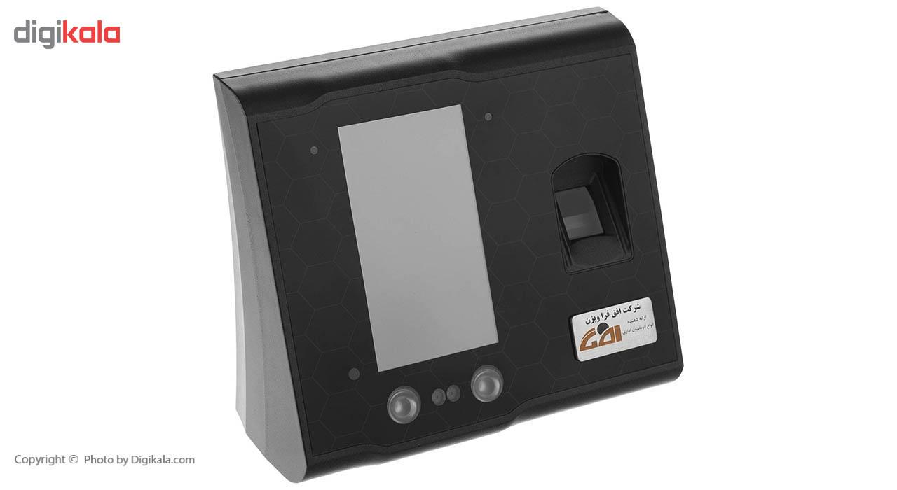 قیمت                      دستگاه حضور غیاب افق فرا ویژن مدل T50FACE