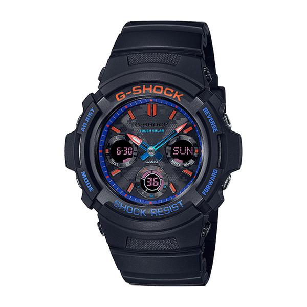 ساعت مچی عقربهای مردانه کاسیو مدل AWR-M100SCT-1ADR