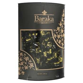 فرآورده کاکائویی مغز دار تیره باراکا مقدار 450 گرم