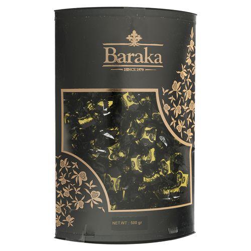 فرآورده کاکائویی مغز دار تیره باراکا مقدار 500 گرم