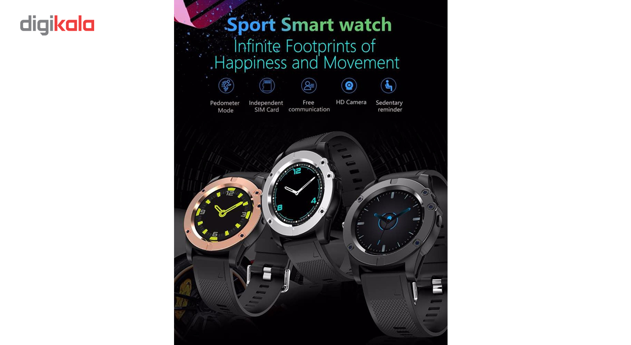 ساعت هوشمند مدل SW006