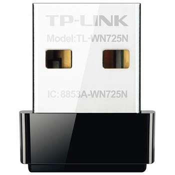 کارت شبکه USB بی سیم N150 Nano تی پی-لینک مدل TL-WN725N
