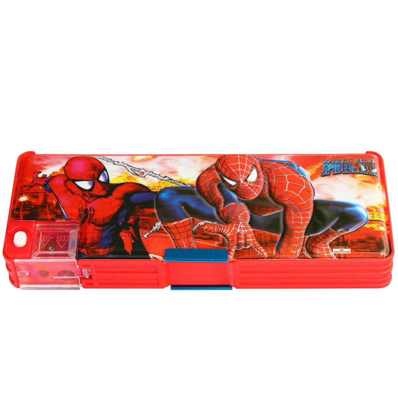 جامدادی طرح مرد عنکبوتی کد 25030025