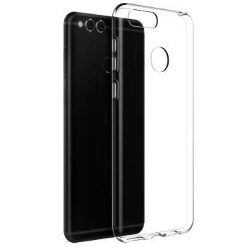 کاور ژله ای مدل Clear tpu مناسب برای گوشی موبایل هواوی Y9 2018