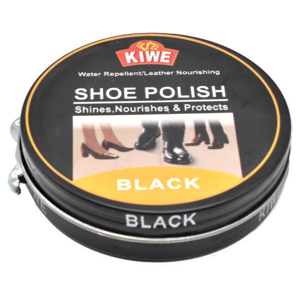 واکس کفش کیوی مدل Shines Nourishes & Protects