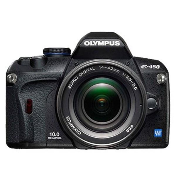دوربین دیجیتال الیمپوس ای 450