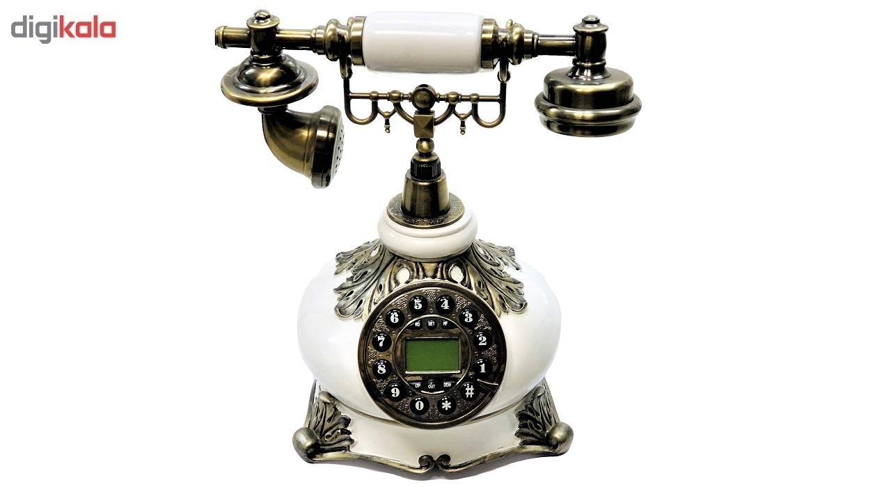 قیمت                      تلفن کلاسیک افق مدل 604C