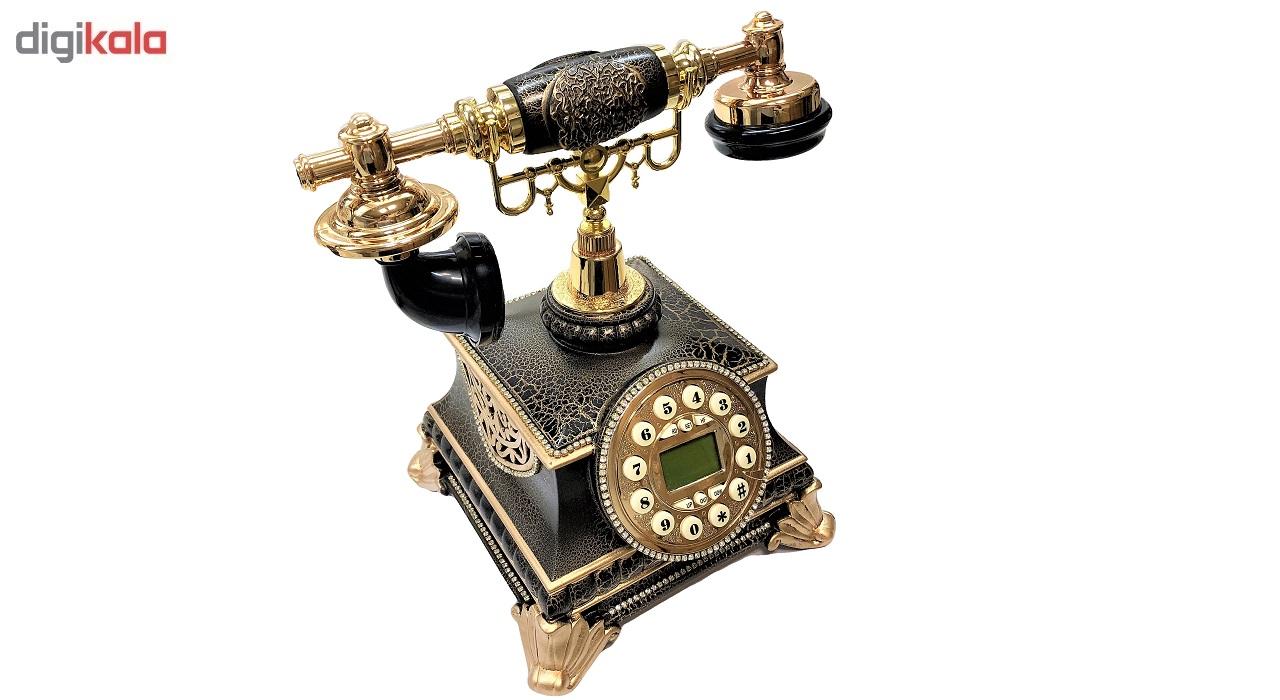 قیمت                      تلفن کلاسیک افق مدل 612B