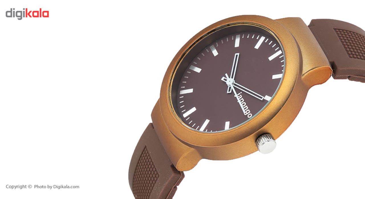 ساعت مچی عقربه ای ژاپن گلد مدل JP1805 E