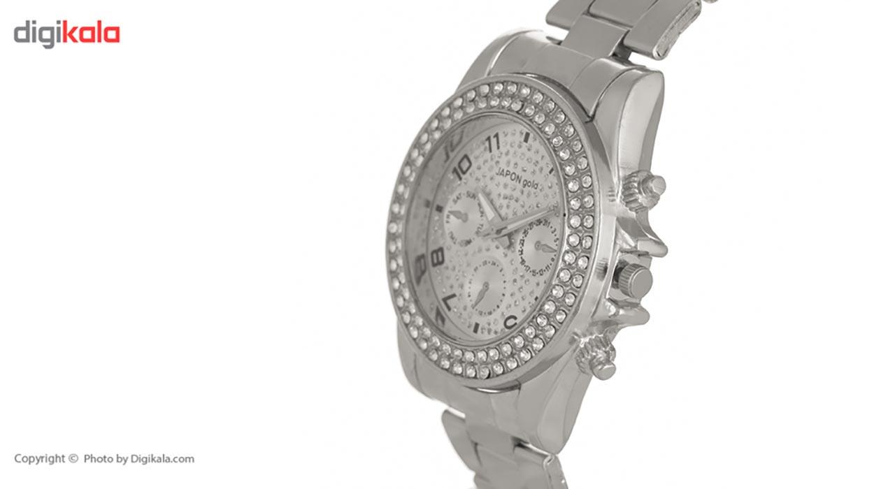 ساعت مچی عقربه ای زنانه ژاپن گلد مدل R100 S              خرید (⭐️⭐️⭐️)