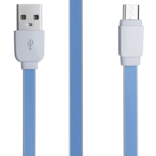 کابل تبدیل USB به microUSB الدینیو مدل XS-07 طول 1 متر