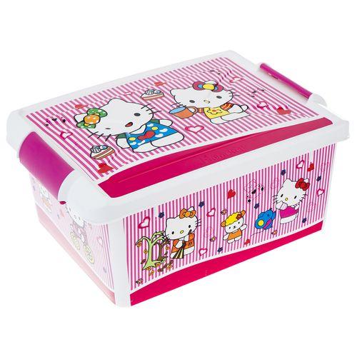 جعبه اسباب بازی هوم کت مدل kitty