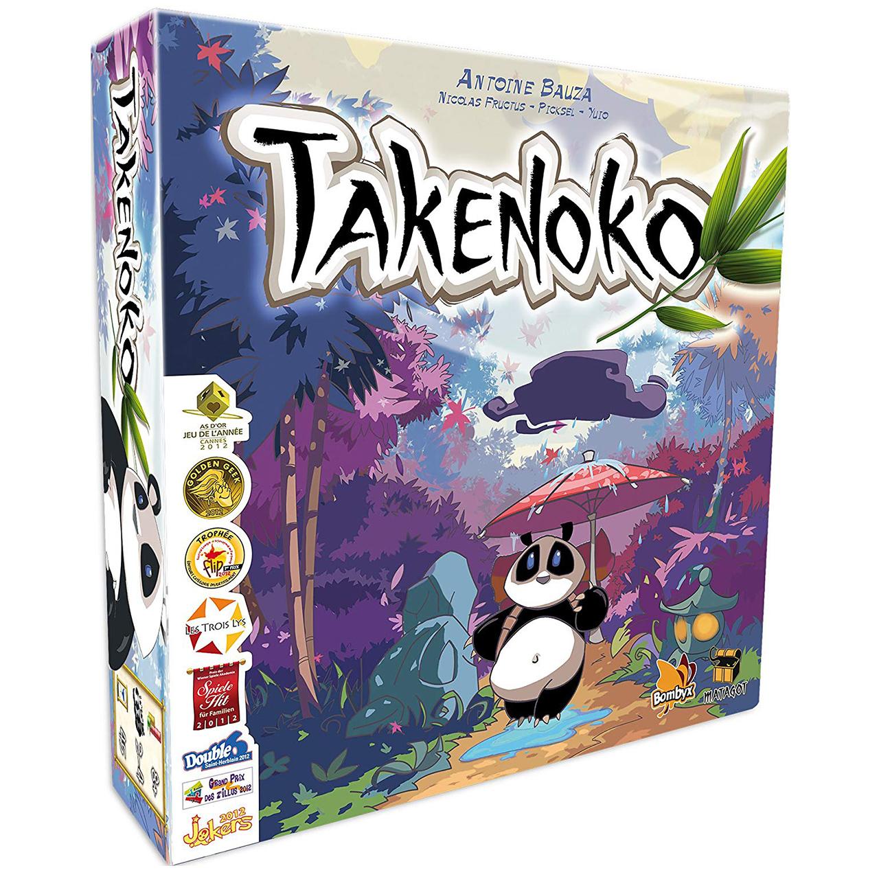 بازی رومیزی بمبیکس مدل Takenoko