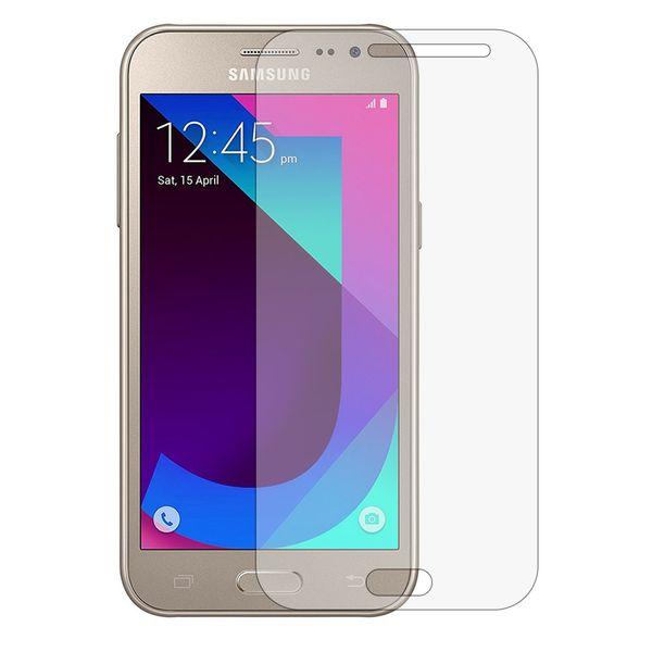محافظ صفحه نمایش شیشه ای مدل Tempered مناسب برای گوشی موبایل سامسونگ Galaxy J2 2017