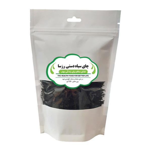 چای سیاه دستی رزسا - 250 گرم