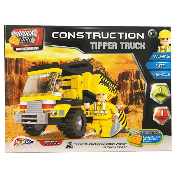 ساختنی گرافیکس سری Construction مدل Tripper Truck