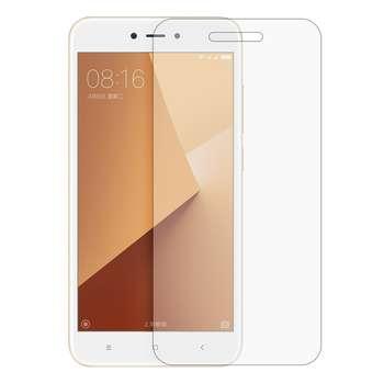محافظ صفحه نمایش شیشه ای مدل Tempered مناسب برای گوشی موبایل شیائومی Redmi Note 5A/Y1
