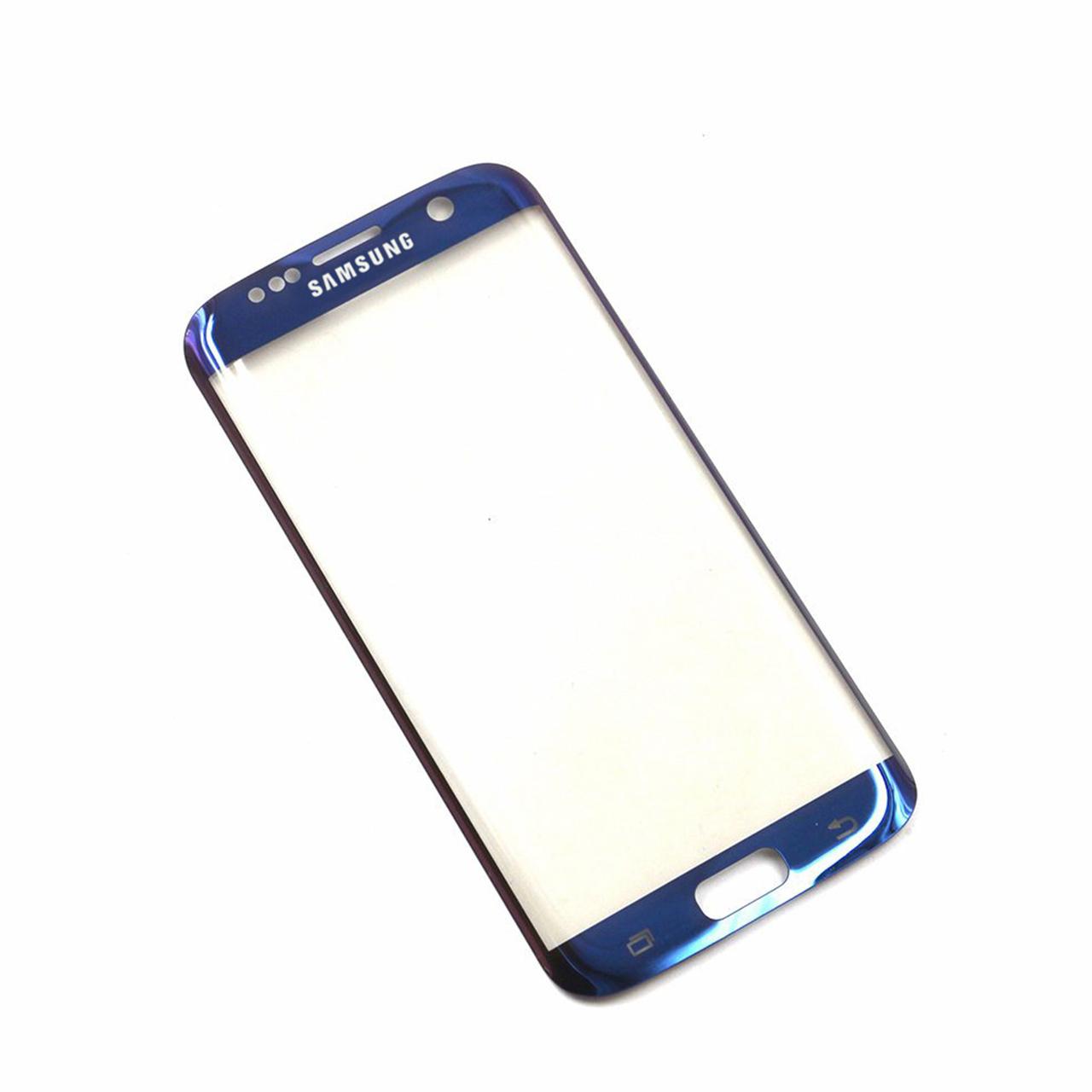 محافظ صفحه نمایش شیشه ای مدل 3D Curved مناسب برای گوشی موبایل سامسونگ Galaxy S7 Edge