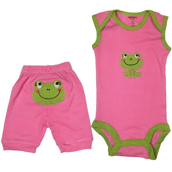 ست لباس نوزادی کارترزلاو مدل 10056-14