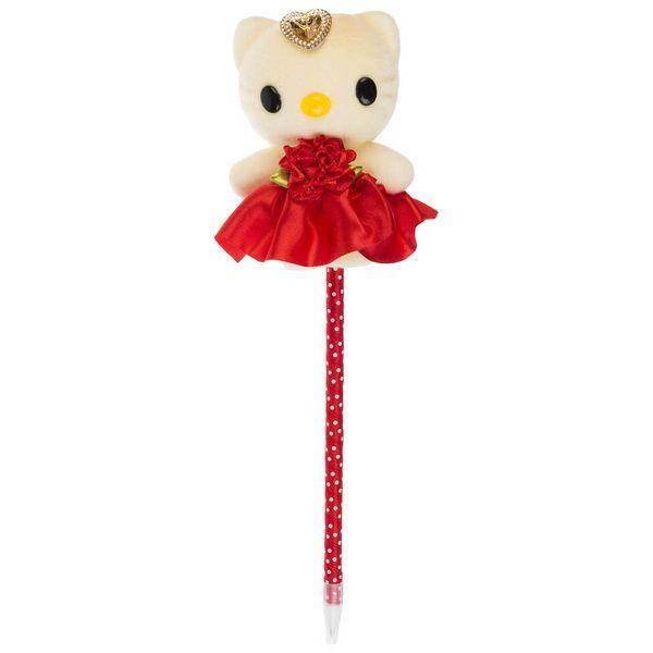 خودکار عروسکی مدل Heart Kitty