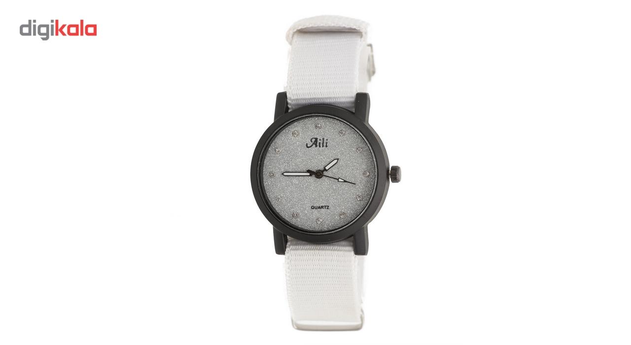 ساعت مچی عقربه ای زنانه آیلی مدل AL1648