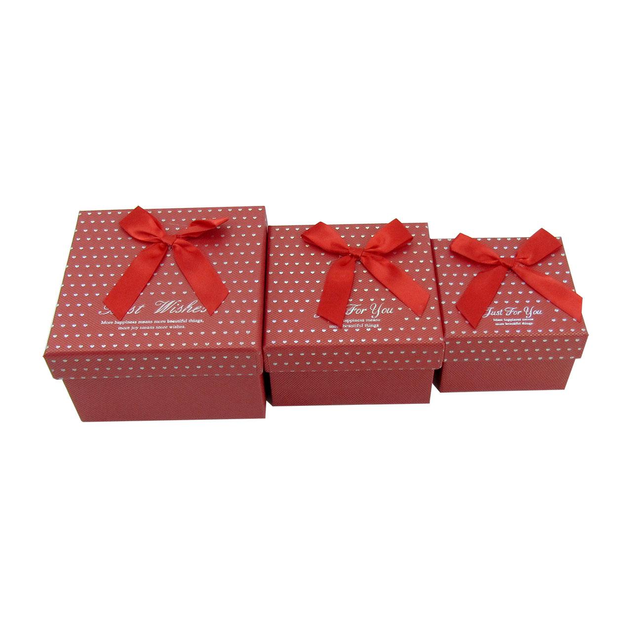 عکس جعبه هدیه رزپک مدل 208 مجموعه 3 عددی