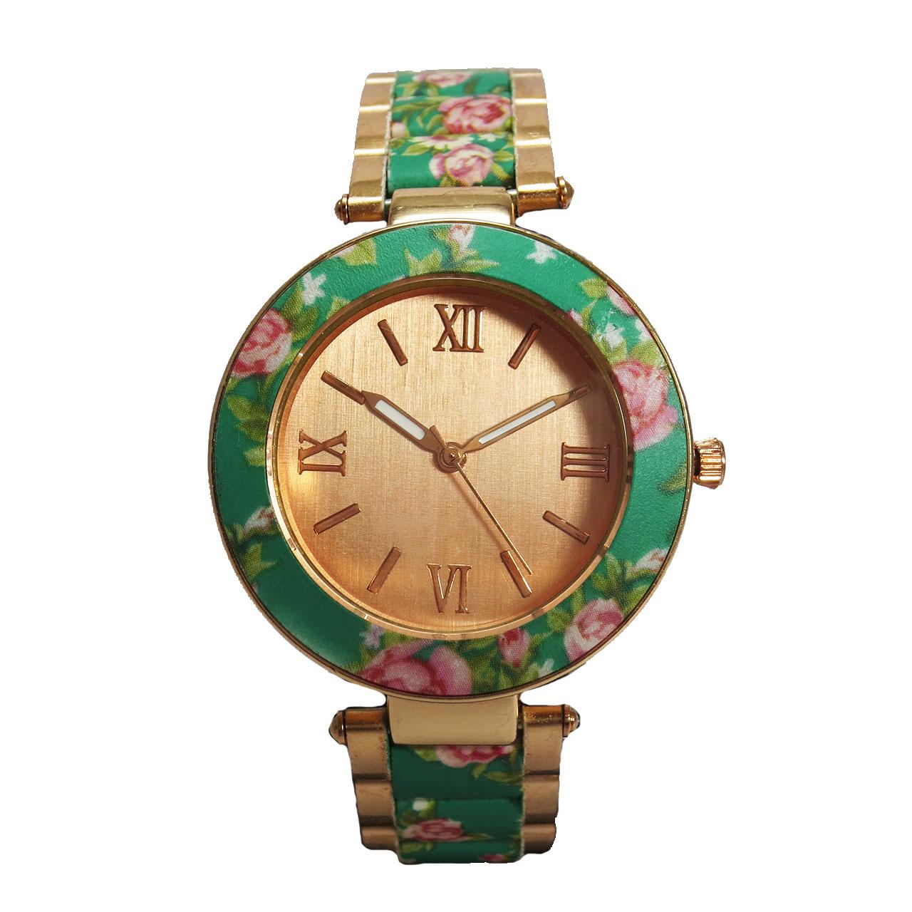 خرید ساعت مچی عقریه ای زنانه مدل WK67