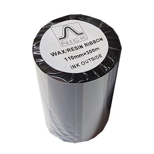 ریبون پرینتر لیبل زن نیک مدل WAX/RESIN 110mm x 300m