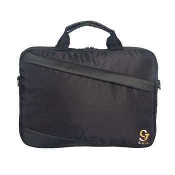 کیف لپ تاپ مدل S-TECH مناسب برای لپ تاپ 15.6 اینچ