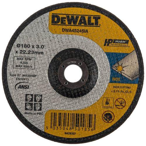 صفحه برش فلز دیوالت مدل DWA4524SIA