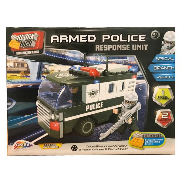 ساختنی گرافیکس سری Armed Police مدل Cobra Response Unit
