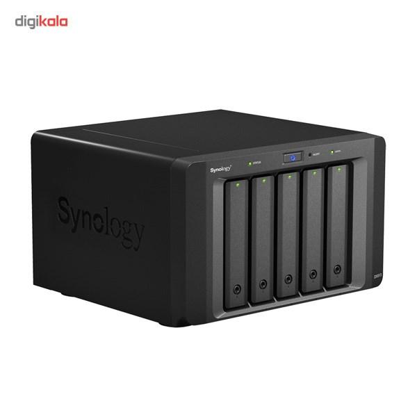 گسترش دهنده تحت شبکه 5Bay سینولوژی مدل DX513