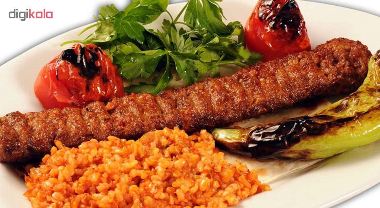 گوشت کباب کوبیده ب.آ مقدار 450 گرم main 1 2