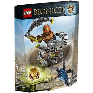 لگو سری Bionicle مدل  Pohatu Master Of Stone