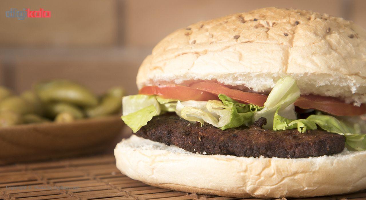 همبرگر گوشت 90% پخته ب.آ مقدار 480 گرم main 1 2