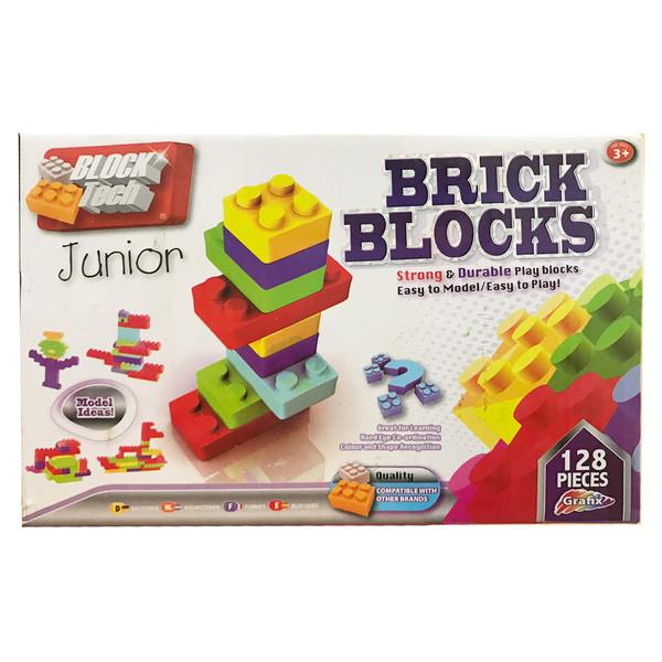 ساختنی گرافیکس مدل Junior Brick Blocks
