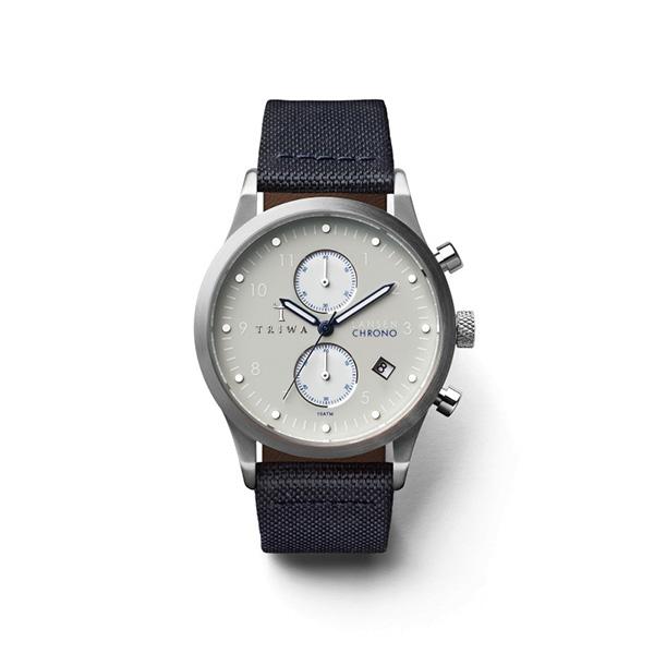 ساعت مچی عقربه ای تریوا مدل Shade Lansen chrono 40