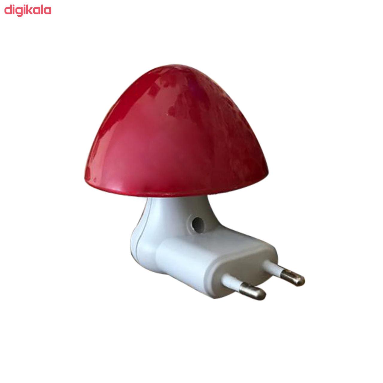 چراغ خواب کودک پارسی نو مدل Mushroom main 1 3