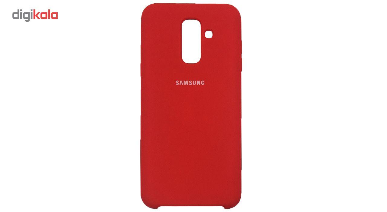 کاور سیلیکونی مدل 005 مناسب برای گوشی موبایل سامسونگ گلکسی A6 Plus 2018 main 1 3