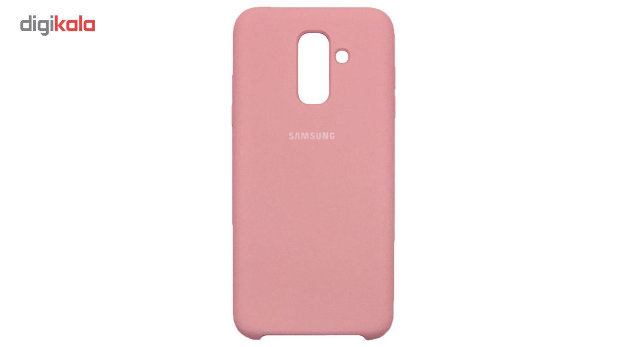 کاور سیلیکونی مدل 005 مناسب برای گوشی موبایل سامسونگ گلکسی A6 Plus 2018 main 1 4