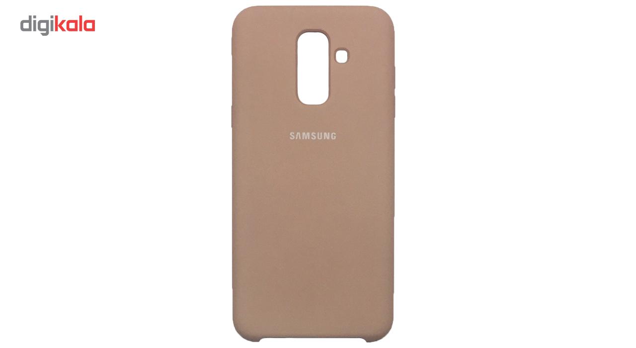 کاور سیلیکونی مدل 005 مناسب برای گوشی موبایل سامسونگ گلکسی A6 Plus 2018 main 1 5