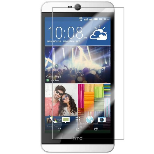محافظ صفحه نمایش شیشه ای مدل HTC826 مناسب برای گوشی موبایل اچ تی سی 826