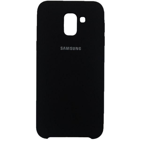 کاور سیلیکونی مدل 005 مناسب برای گوشی موبایل سامسونگ گلکسی J6 2018