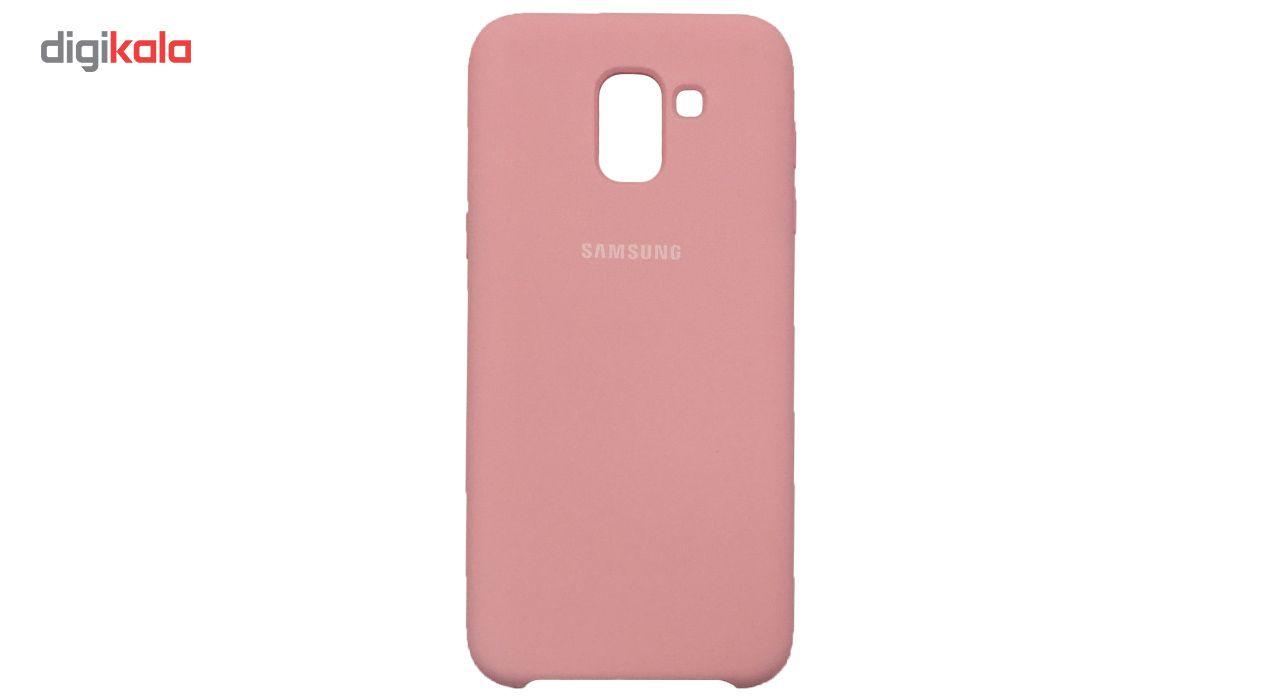 کاور سیلیکونی مدل 005 مناسب برای گوشی موبایل سامسونگ گلکسی J6 2018 main 1 7