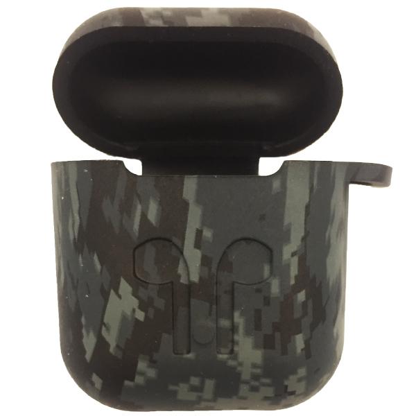 کاور محافظ سیلیکونی مدل Army مناسب برای کیس اپل AirPods
