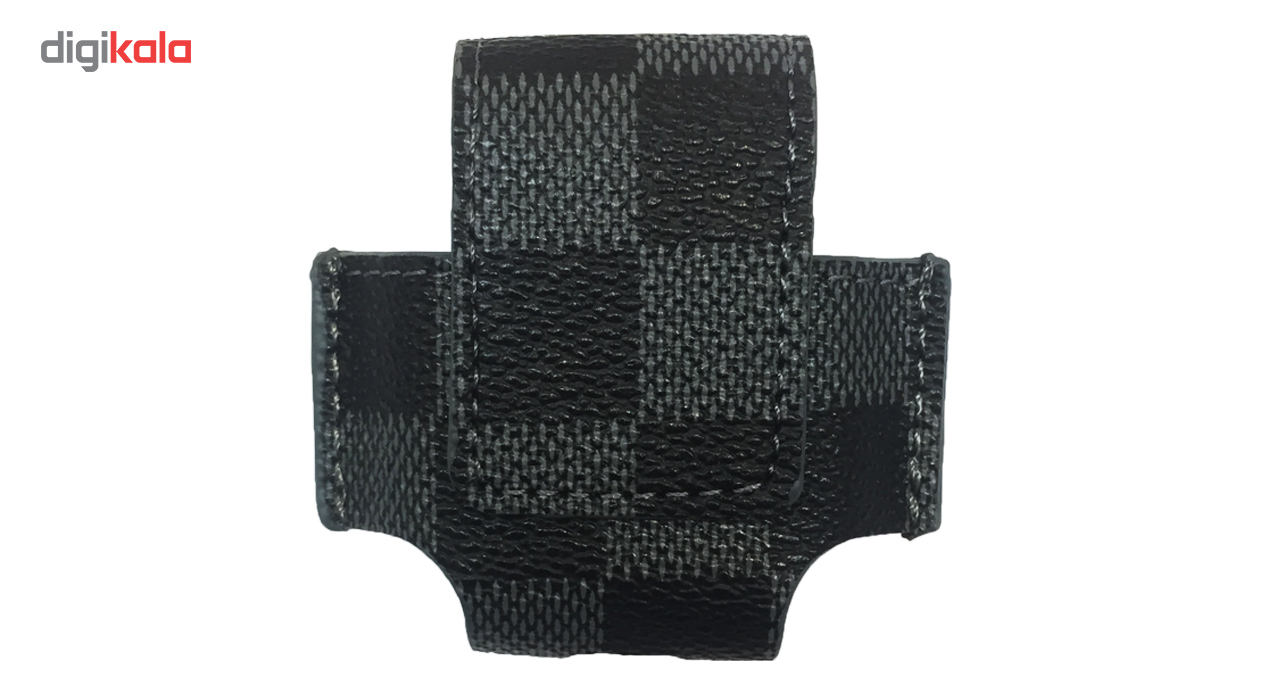 کاور محافظ چرمی مدل Protective مناسب برای کیس اپل AirPods main 1 1